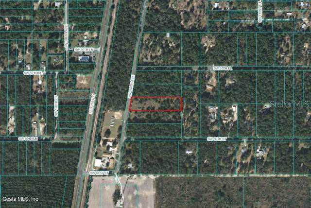 00 SW 194TH Avenue, Dunnellon, FL 34432 (MLS #OM533444) :: The Lersch Group
