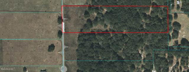 0 NW 167th Court, Morriston, FL 32668 (MLS #OM535955) :: GO Realty