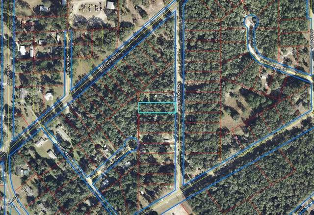 0 Fairground Avenue, Bronson, FL 32621 (MLS #OM536477) :: New Home Partners