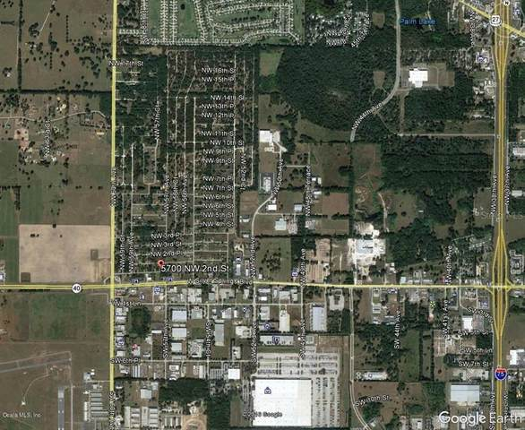 0 NW 2nd Street, Ocala, FL 34482 (MLS #OM537387) :: Young Real Estate