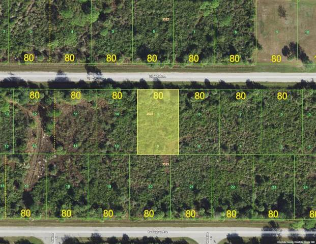 12419 Dietrich Avenue, Port Charlotte, FL 33953 (MLS #OM545356) :: 54 Realty