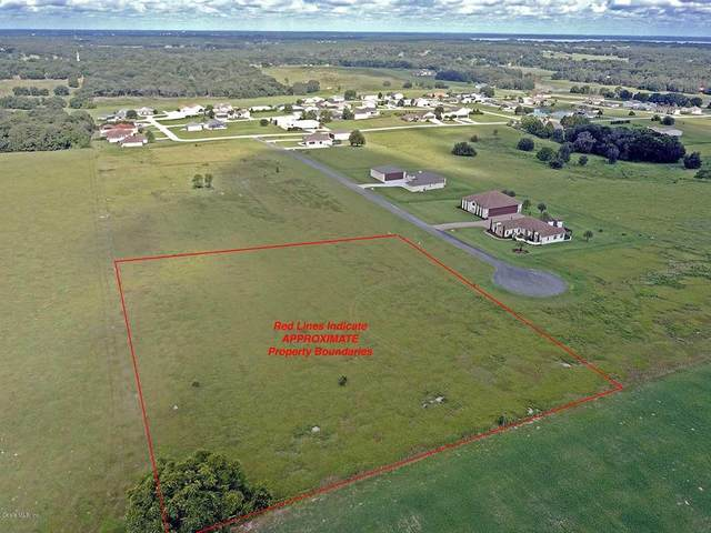 0 SE 179th Street, Weirsdale, FL 32195 (MLS #OM549439) :: The A Team of Charles Rutenberg Realty