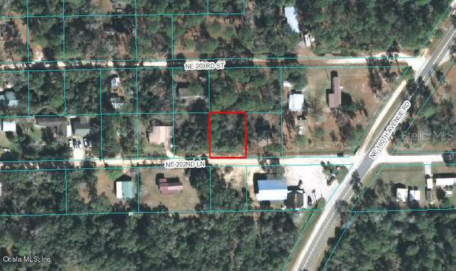 00 NE 202 Lane, Fort Mccoy, FL 32134 (MLS #OM550688) :: Bob Paulson with Vylla Home