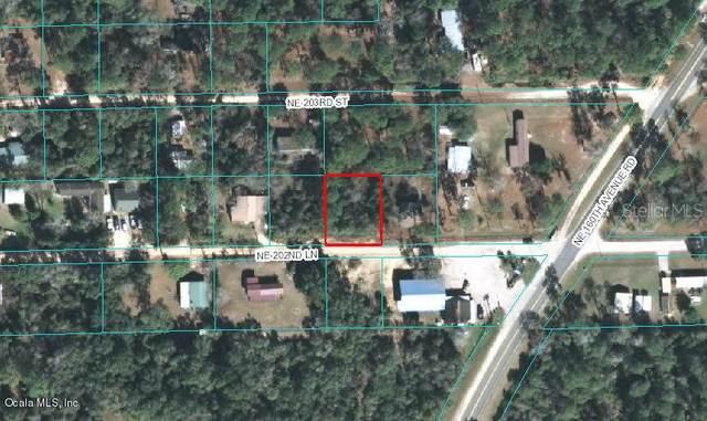 00 NE 202 Lane, Fort Mccoy, FL 32134 (MLS #OM550688) :: Bustamante Real Estate