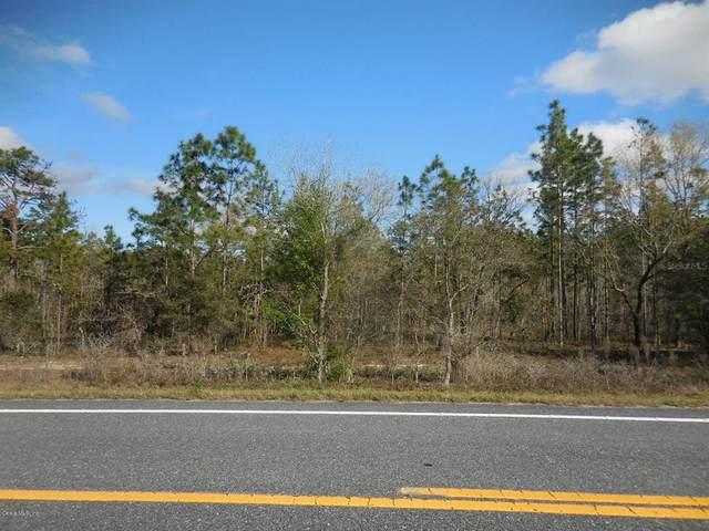 6683 SE State Road 121, Morriston, FL 32668 (MLS #OM552285) :: KELLER WILLIAMS ELITE PARTNERS IV REALTY