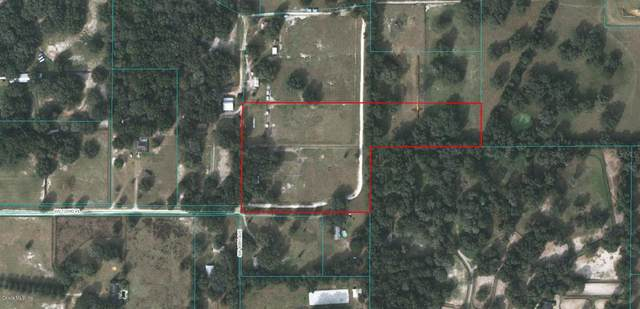 1001 SW 123rd Place, Lot 01, Ocala, FL 34473 (MLS #OM555036) :: Better Homes & Gardens Real Estate Thomas Group