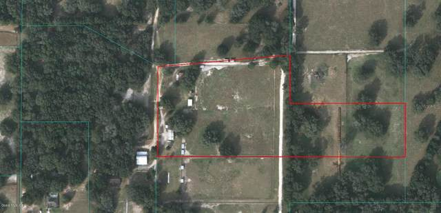 1001 SW 123rd Place, Lot 02, Ocala, FL 34473 (MLS #OM555037) :: Better Homes & Gardens Real Estate Thomas Group