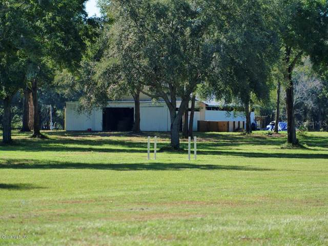1091 SW 123rd Place, Lot 04, Ocala, FL 34473 (MLS #OM555040) :: Pepine Realty