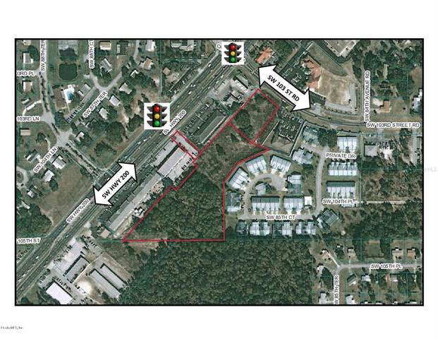 8740 SW Highway 200, Ocala, FL 34481 (MLS #OM556132) :: Bustamante Real Estate
