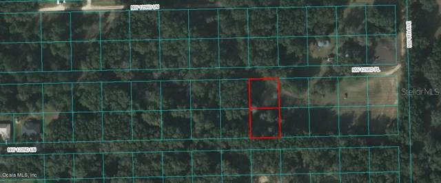 LOT 45 NW 122ND LANE, Citra, FL 32113 (MLS #OM556785) :: Rabell Realty Group