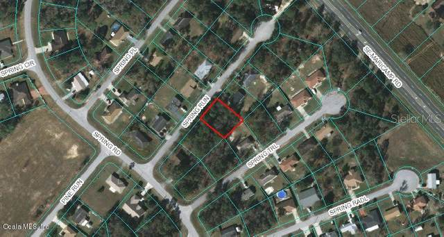 00 Spring Run, Ocala, FL 34472 (MLS #OM556936) :: Bustamante Real Estate