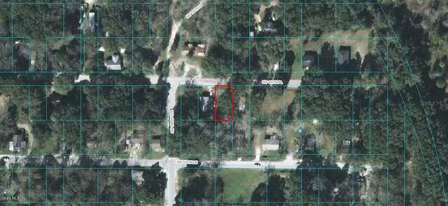 00 SW 107TH Place, Dunnellon, FL 34432 (MLS #OM557070) :: GO Realty
