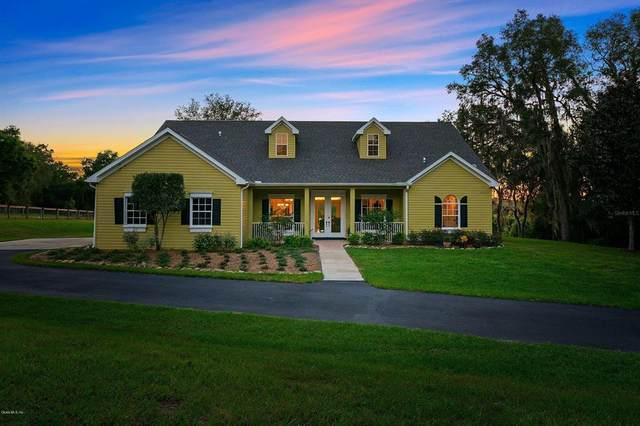 22535 Skyview Circle, Brooksville, FL 34602 (MLS #OM557974) :: Premium Properties Real Estate Services