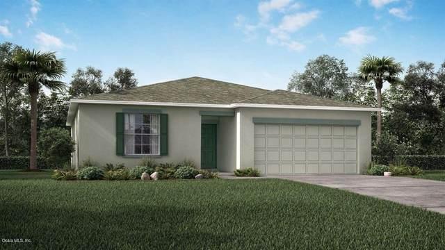 6264 NW 62nd Terrace, Ocala, FL 34482 (MLS #OM558640) :: The Light Team