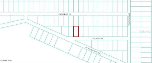 TBD SW Zenth Drive, Dunnellon, FL 34431 (MLS #OM558819) :: Premium Properties Real Estate Services