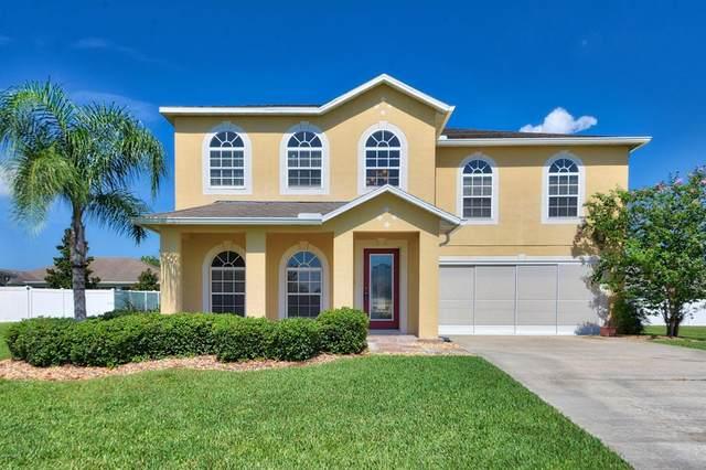 9712 SW 53rd Terrace, Ocala, FL 34476 (MLS #OM559054) :: The Dora Campbell Team