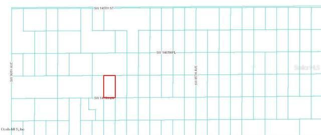 00 SW 147 Lane, Dunnellon, FL 34432 (MLS #OM559323) :: The Light Team