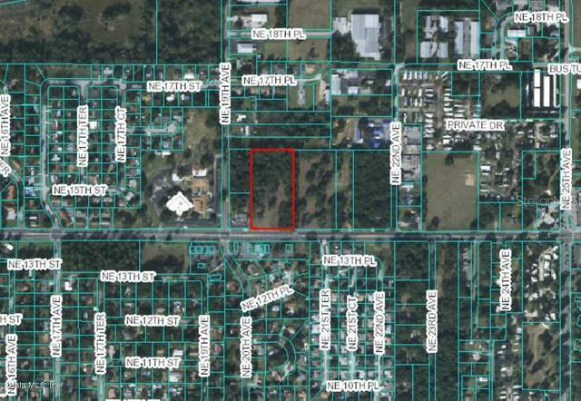 2015 NE 14th Street, Ocala, FL 34470 (MLS #OM559742) :: The Hustle and Heart Group