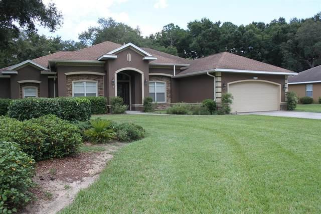 5173 SE 44th Circle, Ocala, FL 34471 (MLS #OM560255) :: The Dora Campbell Team