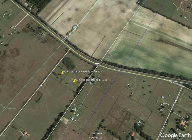 00 NE 111th Lane, Anthony, FL 32617 (MLS #OM560474) :: Team Bohannon Keller Williams, Tampa Properties