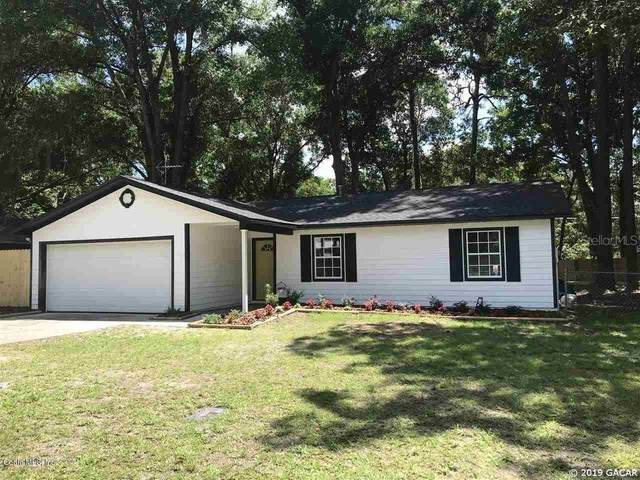 5223 SW 75th Terrace, Gainesville, FL 32608 (MLS #OM560747) :: Griffin Group