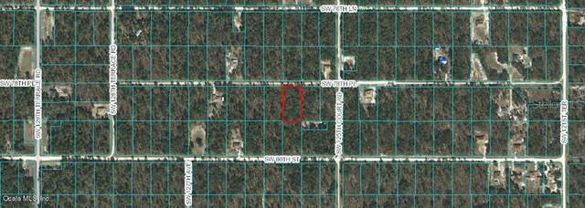 Lot 8 SW 78th Place, Dunnellon, FL 34432 (MLS #OM560997) :: The Light Team