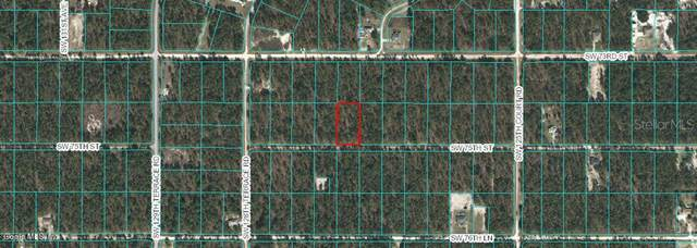 Lot 3 SW 75TH Street, Dunnellon, FL 34432 (MLS #OM561108) :: The Light Team