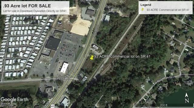 0 N Williams St (Sr 41), Dunnellon, FL 34431 (MLS #OM562066) :: GO Realty