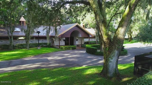 7100 NW 110th Street, Reddick, FL 32686 (MLS #OM562160) :: Better Homes & Gardens Real Estate Thomas Group