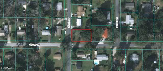 1709 NE 22nd Street, Ocala, FL 34470 (MLS #OM562372) :: Pepine Realty