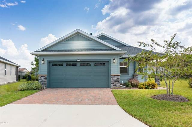 5648 NW 37th Lane Road, Ocala, FL 34482 (MLS #OM563049) :: Rabell Realty Group