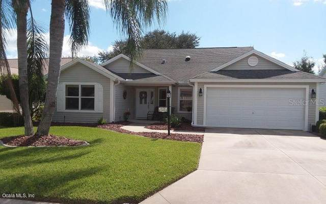 17579 SE 90th Clemson Cir, The Villages, FL 32162 (MLS #OM563261) :: Realty Executives in The Villages