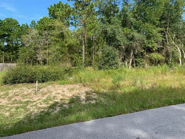 Lot 18 SW Timberlake Road, Dunnellon, FL 34431 (MLS #OM563363) :: Bustamante Real Estate
