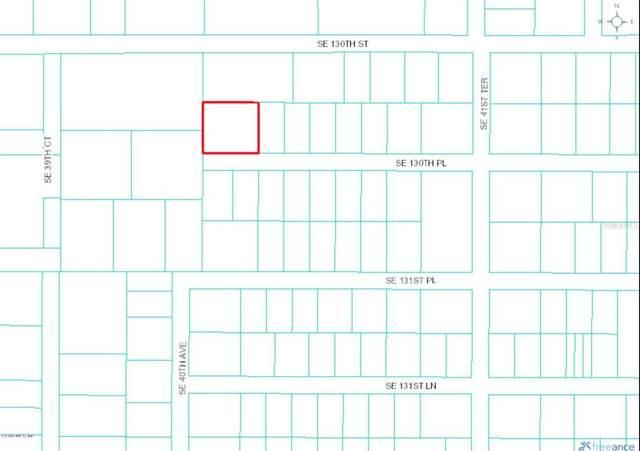 Lot 57 SE 130 Place, Belleview, FL 34420 (MLS #OM563571) :: Alpha Equity Team