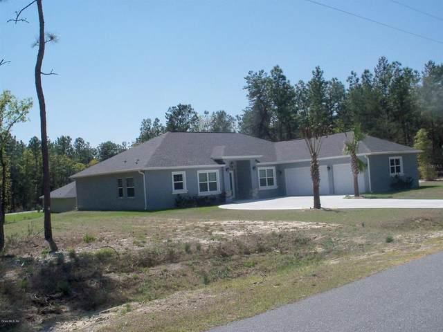 4168 SW 112th Lane, Ocala, FL 34476 (MLS #OM563668) :: Better Homes & Gardens Real Estate Thomas Group