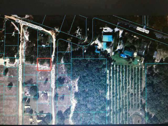 00 SE 106th Terrace, Belleview, FL 34420 (MLS #OM563934) :: The A Team of Charles Rutenberg Realty