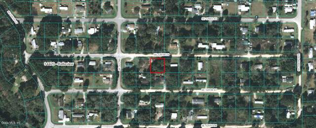 TBD Se 128Th Ln, Belleview, FL 34420 (MLS #OM564135) :: The A Team of Charles Rutenberg Realty
