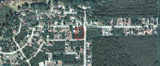 0 NE 217th Court, Salt Springs, FL 32134 (MLS #OM564189) :: Lockhart & Walseth Team, Realtors