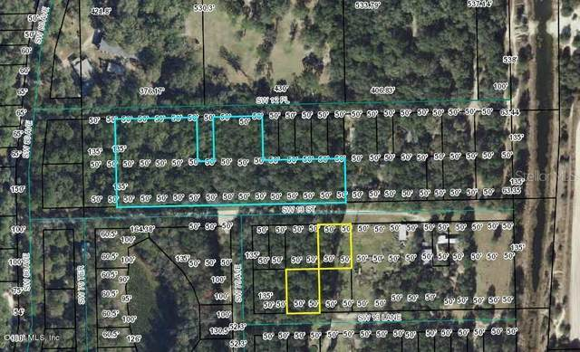 00 SW 12th Place 51,52, Bell, FL 32619 (MLS #OM565086) :: The Hesse Team