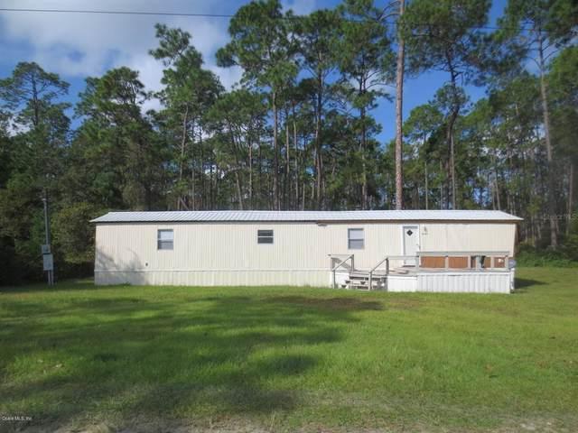 4340 NE 130th Court, Silver Springs, FL 34488 (MLS #OM565157) :: The Light Team
