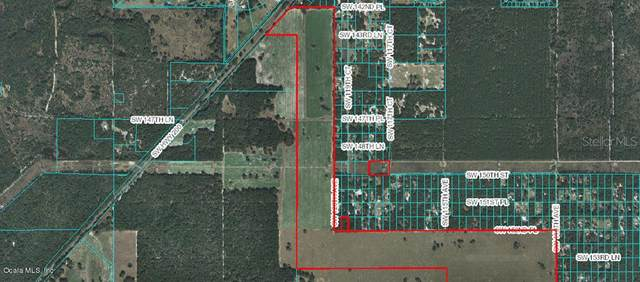 0 SW 152 Place, Dunnellon, FL 34430 (MLS #OM565231) :: The A Team of Charles Rutenberg Realty