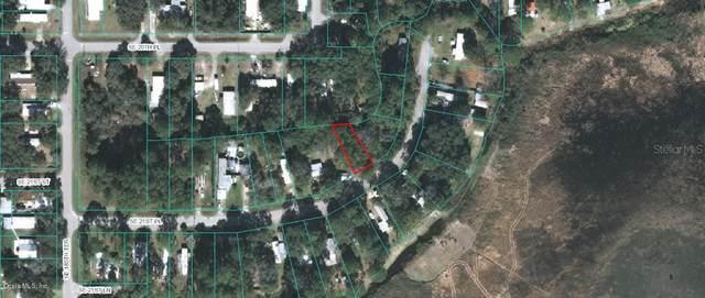 18701 SE 21st Place, Silver Springs, FL 34488 (MLS #OM565526) :: Delgado Home Team at Keller Williams
