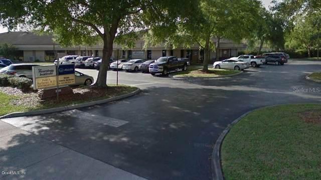 2118 SW 20th Place, Ocala, FL 34471 (MLS #OM565575) :: The Dora Campbell Team