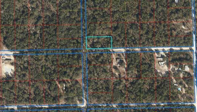 TBD NE 77 Place, Bronson, FL 32621 (MLS #OM565580) :: Bustamante Real Estate