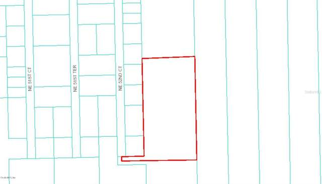 00 NE 52nd Court, Citra, FL 32113 (MLS #OM565621) :: Better Homes & Gardens Real Estate Thomas Group