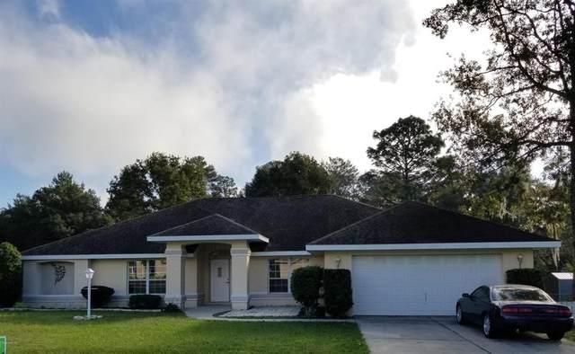 10459 SW 52nd Court, Ocala, FL 34476 (MLS #OM565813) :: The Light Team