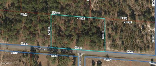 0 SE 70 Lane, Morriston, FL 32668 (MLS #OM565982) :: The Light Team