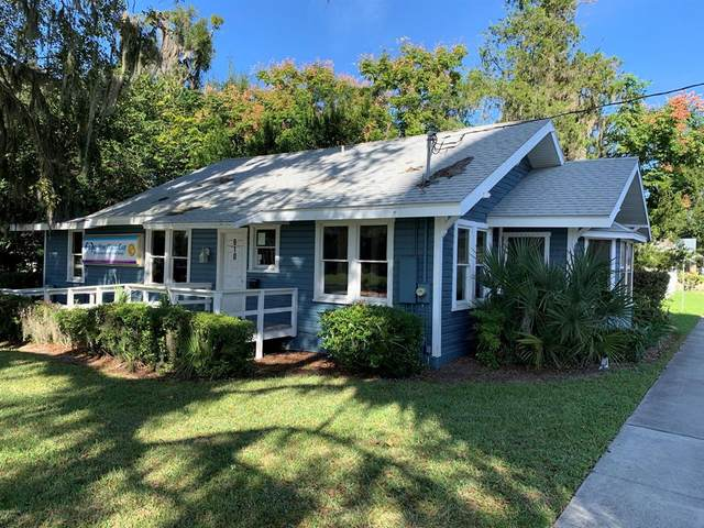 910 NE 8th Avenue, Ocala, FL 34470 (MLS #OM566219) :: Better Homes & Gardens Real Estate Thomas Group