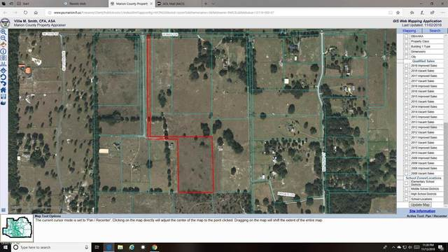 Lot 7 0 W 326 Highway, Morriston, FL 32668 (MLS #OM566421) :: Rabell Realty Group