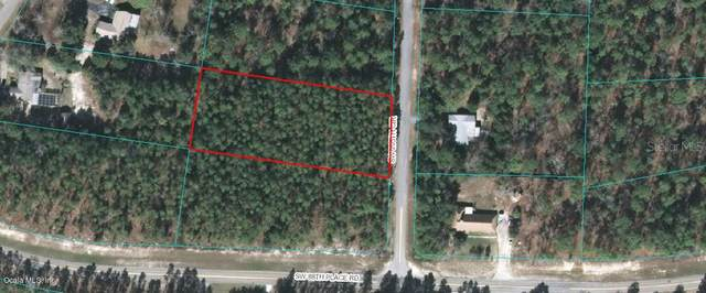 00 SW 205th Circle, Dunnellon, FL 34431 (MLS #OM566425) :: Alpha Equity Team